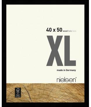 XL 40x50 noir
