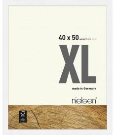 XL 40x50 blanc