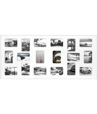 Pixel 50x110 blanc