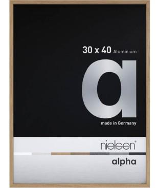 Alpha 30x40 chene