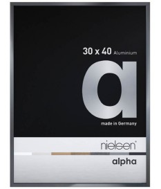 Alpha gris ardoise