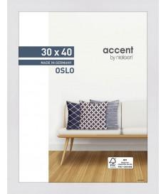 Oslo 30x40 blanc