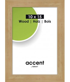 Accent Wood 10x15 naturel