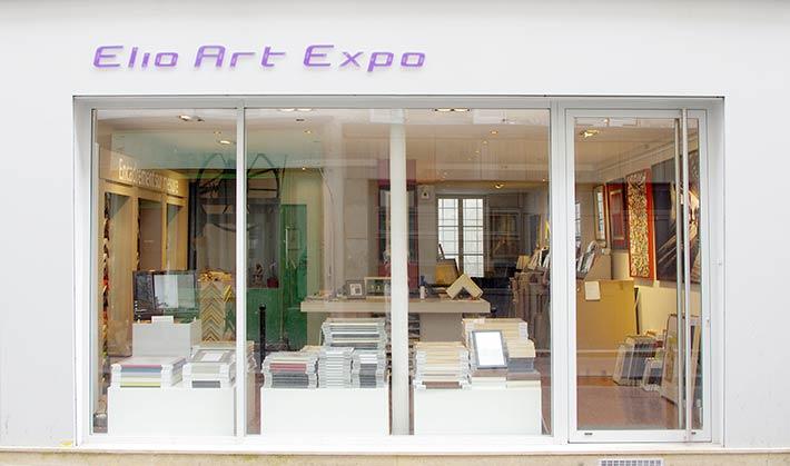 Elio Art Expo façade