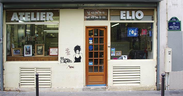 extérieur Atelier ELIO